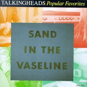 Talking Heads Sand In The Vaseline ****2cd****** Sand In The Vaseline ****2cd******