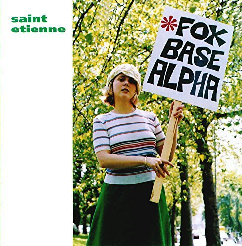 Saint Etienne Foxbase Alpha CD R
