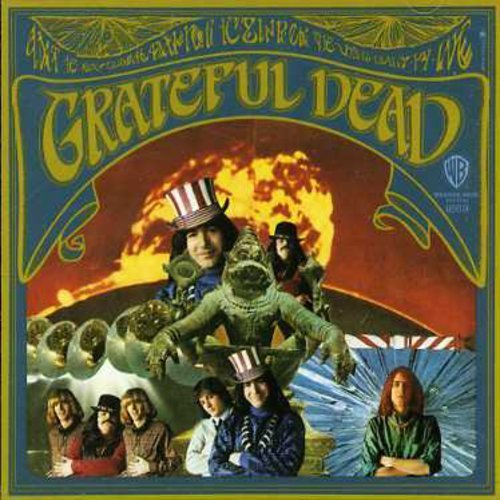 Grateful Dead Grateful Dead First Album