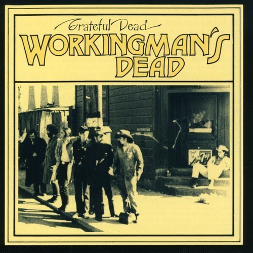 Grateful Dead Workingman's Dead