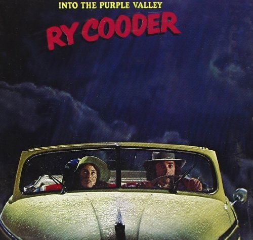 Ry Cooder Into The Purple Valley CD R