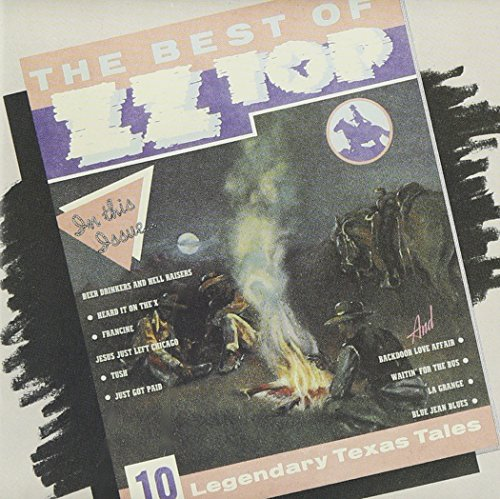 Zz Top Best Of Zz Top