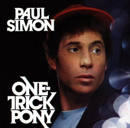 One Trick Pony Soundtrack Paul Simon