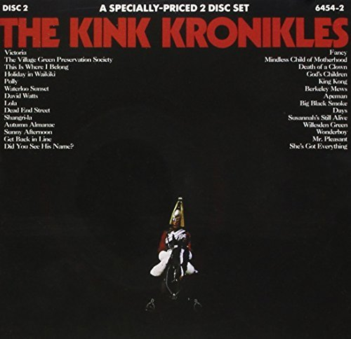 Kinks Kinks Kronikles 2 CD Set