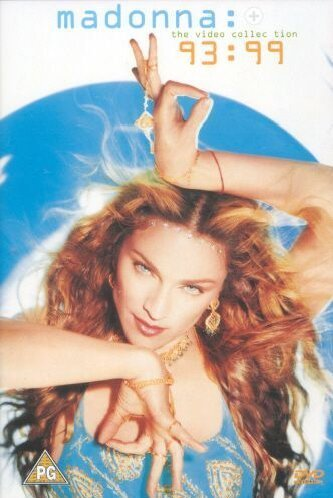 Madonna Video Collection 1993 99 Clr Hifi Video Collection 1993 99