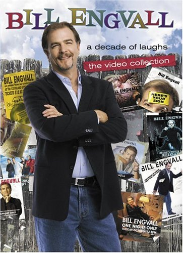 Engvall Bill Decade Of Laughs Video Collec