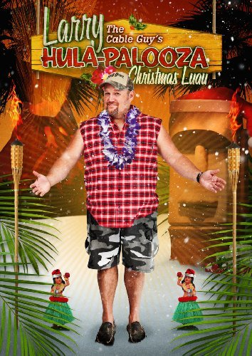 Larry The Cable Guy Larry The Cable Guy's Hula Paluza Christmas