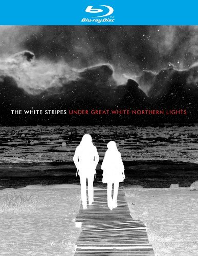 White Stripes Under Great White Northern Lig Blu Ray
