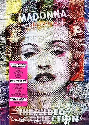 Madonna Celebration The Video Collect 2 DVD