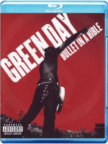 Green Day Bullet In A Bible Blu Ray