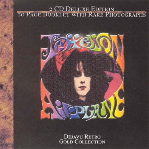 Jefferson Airplane Gold Collection Import Gbr