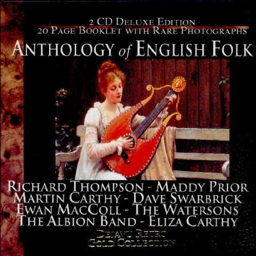 English Folk Anthology And English Folk Anthology And We' 2 CD Set