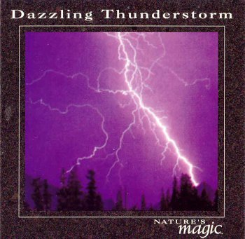 Nature's Magic Dazzling Thunderstorm