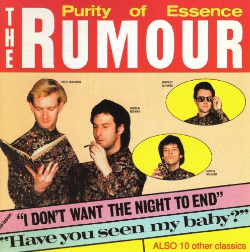 Rumour Purity Of Essence
