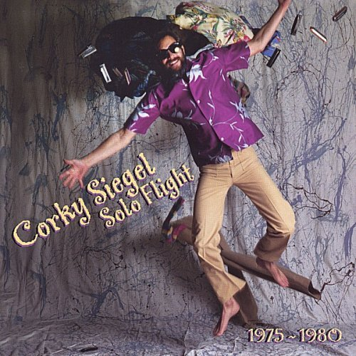Corky Siegel 1975 80 Solo Flight