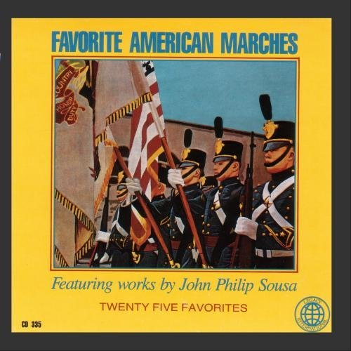 J.P. Sousa Favorite American Marches Various