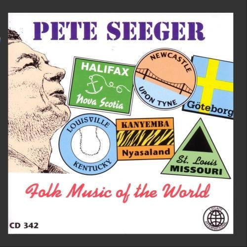Pete Seeger Folk Music Of The World