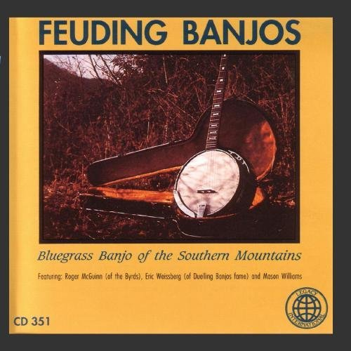 Feuding Banjos Bluegrass Banjo Of The Souther