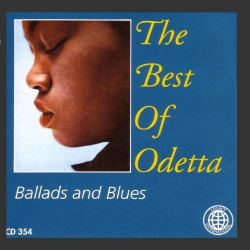 Odetta Best Of Ballads & Blues