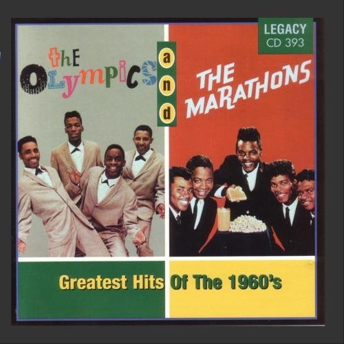Olympics Meet The Marathons Greatest Hits Of The 1960's