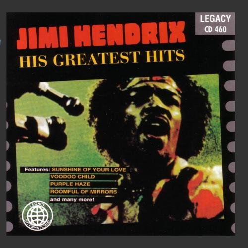 Jimi Hendrix Vol. 1 His Greatest Hits