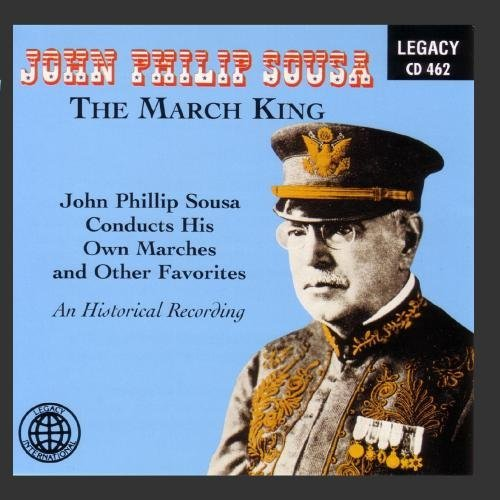 J.P. Sousa Conducts Sousa Sousa Various