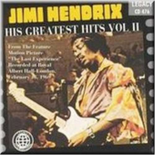 Jimi Hendrix Vol. 2 His Greatest Hits Vol. 2 His Greatest Hits