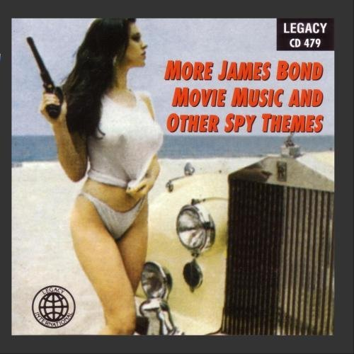 Various Artists More James Bond Movie Music & Nobody Does It Better I Spy