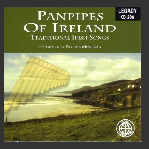 Patrick Mulligan Panpipes Of Ireland