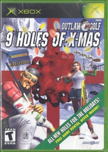 Xbox Outlaw Golf 9 Holes Of X Mas