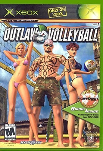 Xbox Outlaw Volleyball