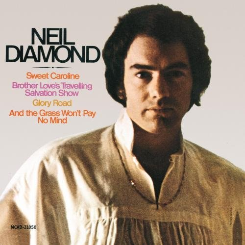 Neil Diamond Sweet Caroline Brother Loves S