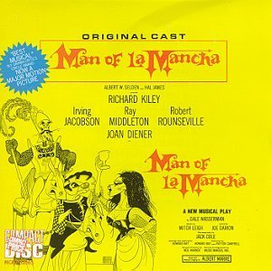 Man Of La Mancha (american) Original Cast
