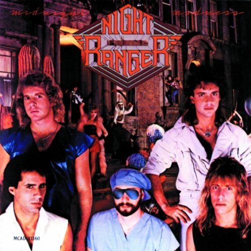 Night Ranger Midnight Madness