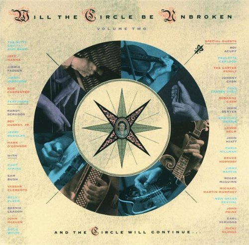 Nitty Gritty Dirt Band Will The Circle No. 2 W 30 Plus Superstar Guests