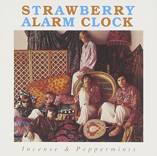 Strawberry Alarm Clock Incense & Peppermints