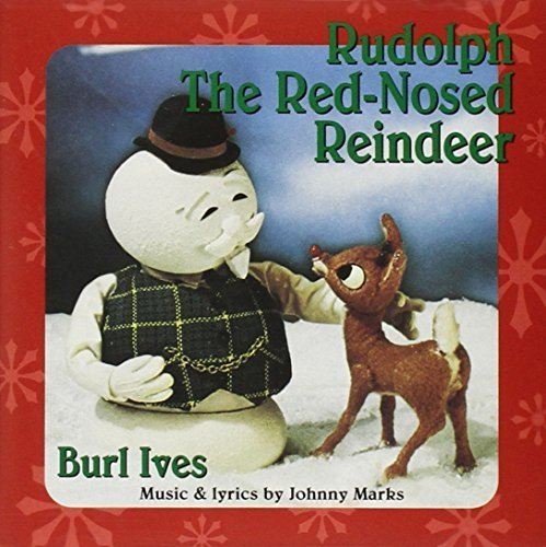 Burl Ives Rudolph The Rednose