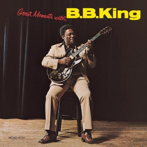 B.B. King Great Moments With B.B King