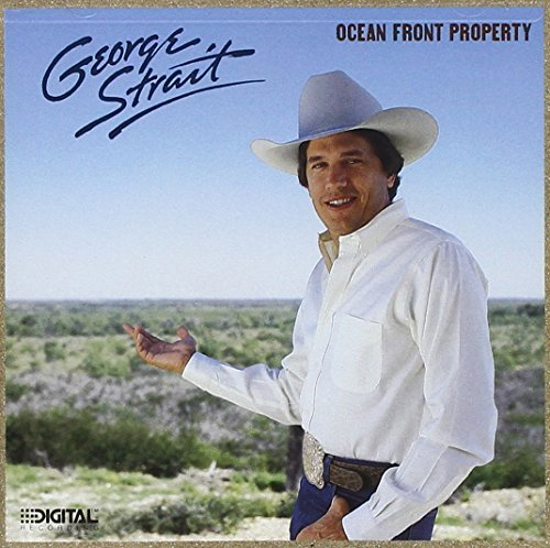 George Strait Ocean Front Property