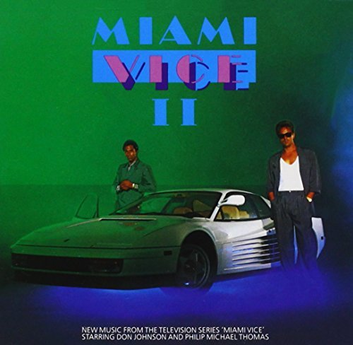 Miami Vice Television Soundtrack