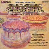 Rodgers & Hammerstein Carousel Cook Ramey Brightman Forrester Gemignani Royal Po