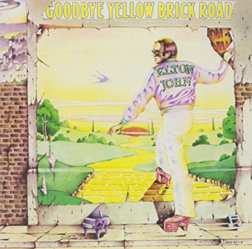 John Elton Goodbye Yellow Brick Road