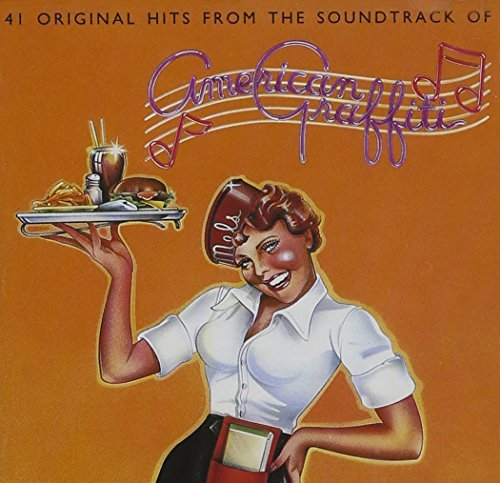 American Graffiti Soundtrack Holly Platters Dorsey Crests 2 CD