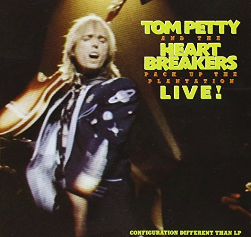 Tom Petty & The Heartbreakers Pack Up The Plantation Live!