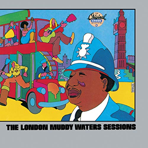 Muddy Waters London Sessions