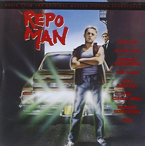 Various Artists Repo Man Pop Circle Jerks Plugz Fear