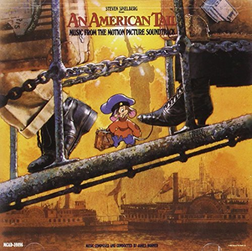 American Tail Soundtrack Ronstadt Ingram Glasser