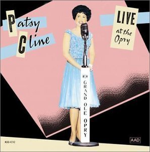 Patsy Cline Live At The Opry