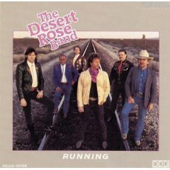 Desert Rose Band Running
