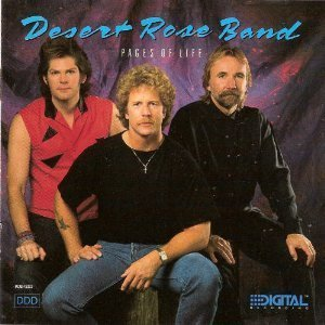 Desert Rose Band Pages Of Life